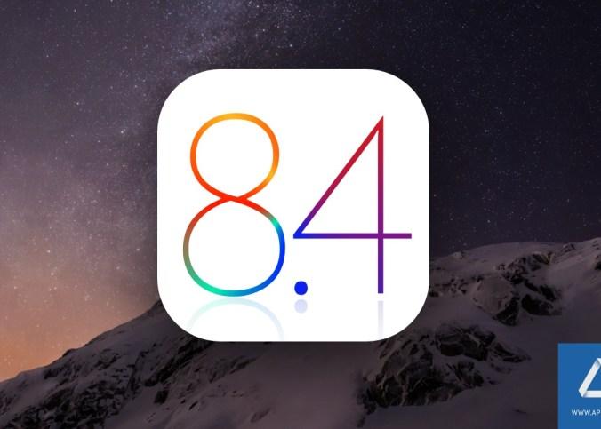 iOS 8.4 logowtmk