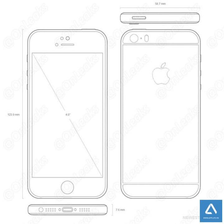 iphone5seschematic