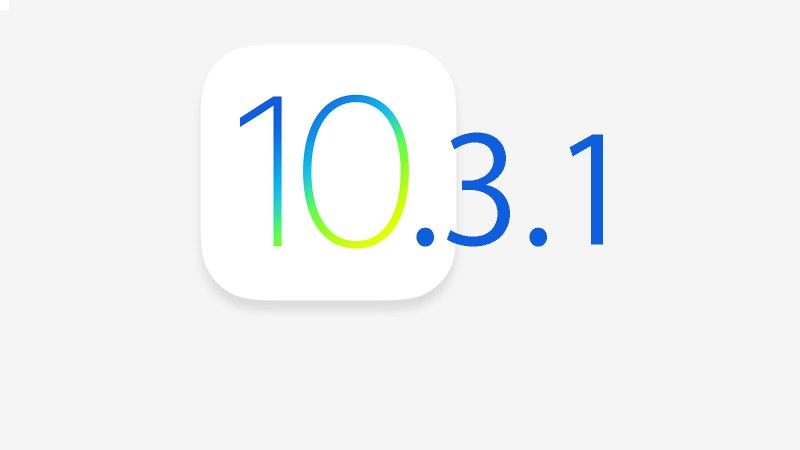 Link tải trực tiếp iOS 10.3.1 cho iPhone, iPad, iPod touch