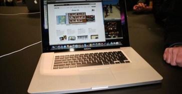 MacBook Pro 17 inch sẽ sớm trở thành đồ cổ