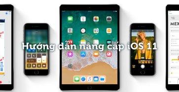 Hướng dẫn cập nhật lên iOS 11 beta