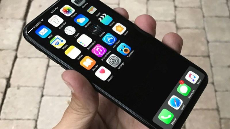 Một mẫu iPhone được cho là thiết kế của iPhone 8