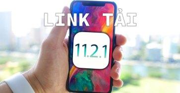 Link tải iOS 11.2.1