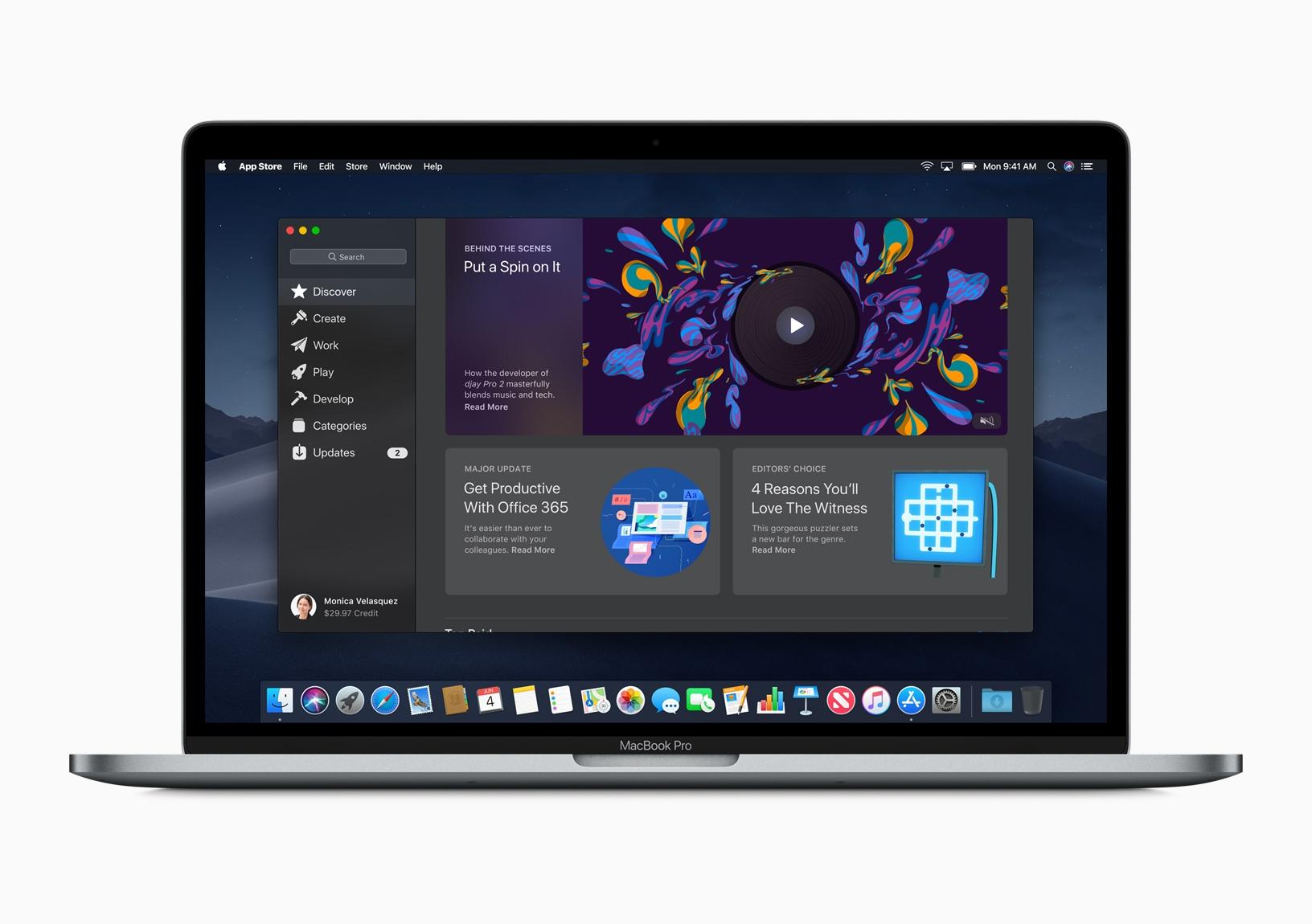 Apple cập nhật macOS Mojave Public Beta 3