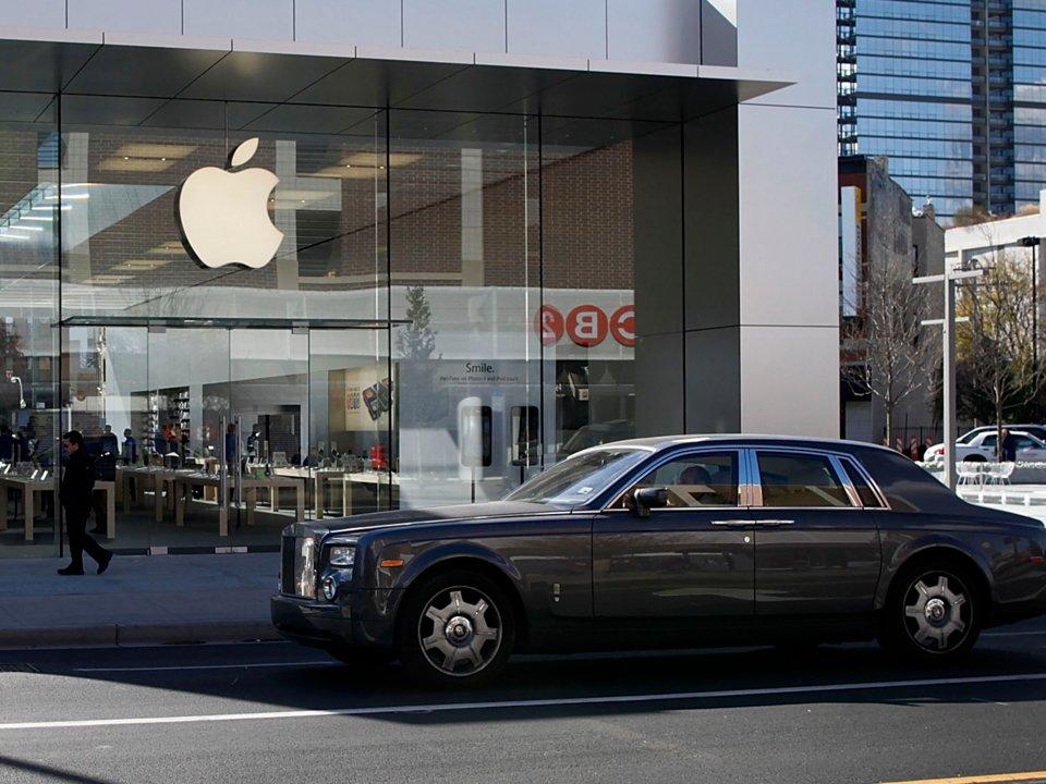 Kỹ sư người Trung Quốc bị tố cáo đánh cắp công nghệ của Apple