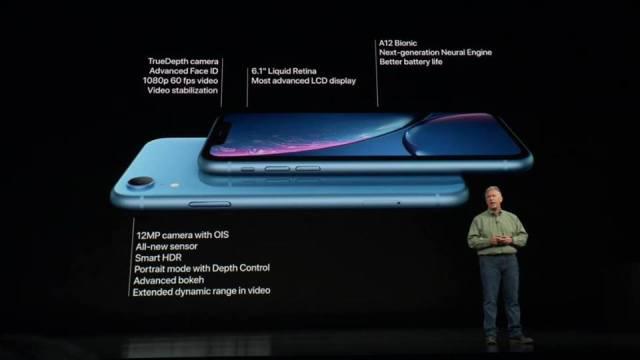 iPhone XR có thể là chiếc điện thoại cuối cùng dùng LCD
