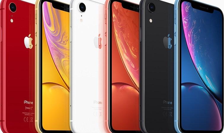 iPhone XR là chiếc điện thoại bán chạy nhất của Apple