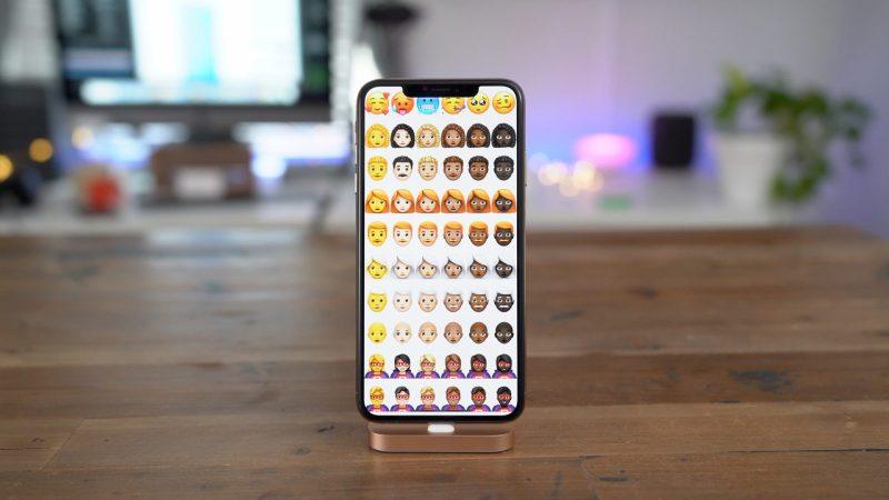iOS 12.1 emoji