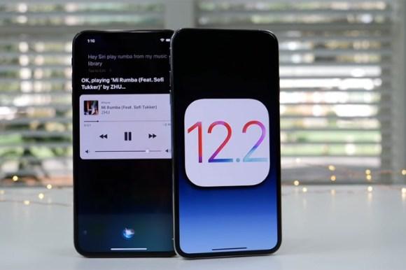 Link tải trực tiếp iOS 12.2 cho iPhone, iPad, iPod touch, mời nâng cấp