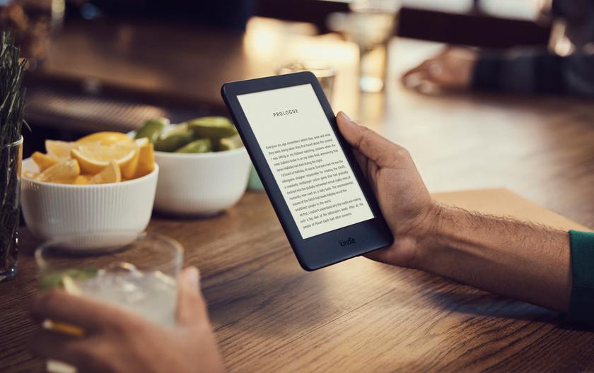 Máy đọc sách Kindle của Amazon