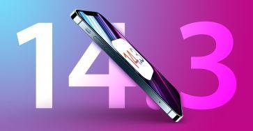 iOS 14.3, iPadOS 14.3 mới nhất cho iPhone, iPad