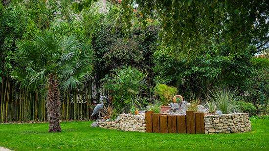 conception de jardins devis