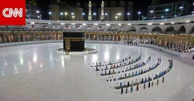 """السعودية تعلن ضوابط موسم الحج: منع لمس الحجر الأسود.. والجمرات """"مُعقمة ومُغلفة"""""""