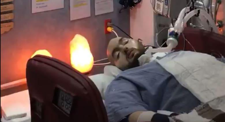 بعد 14 عاما غيبوبة فيديو يظهر تحريك الأمير الوليد بن خالد لرأسه