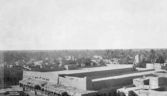 صورة الجامع الكبير في الرياض