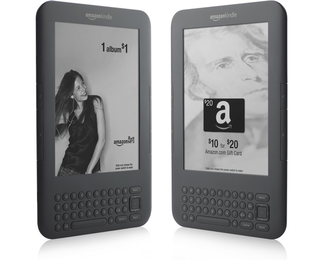 Kindle now available for $114—with on-screen ads