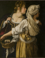 Judith, Her Maid and Holofernes' Head