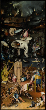 Garden of Earthly Delights - Hell