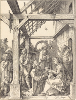 The Adoration of the Magi (engraving)