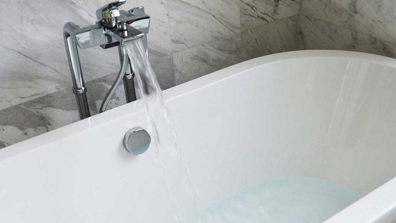 changer un robinet de baignoire pose
