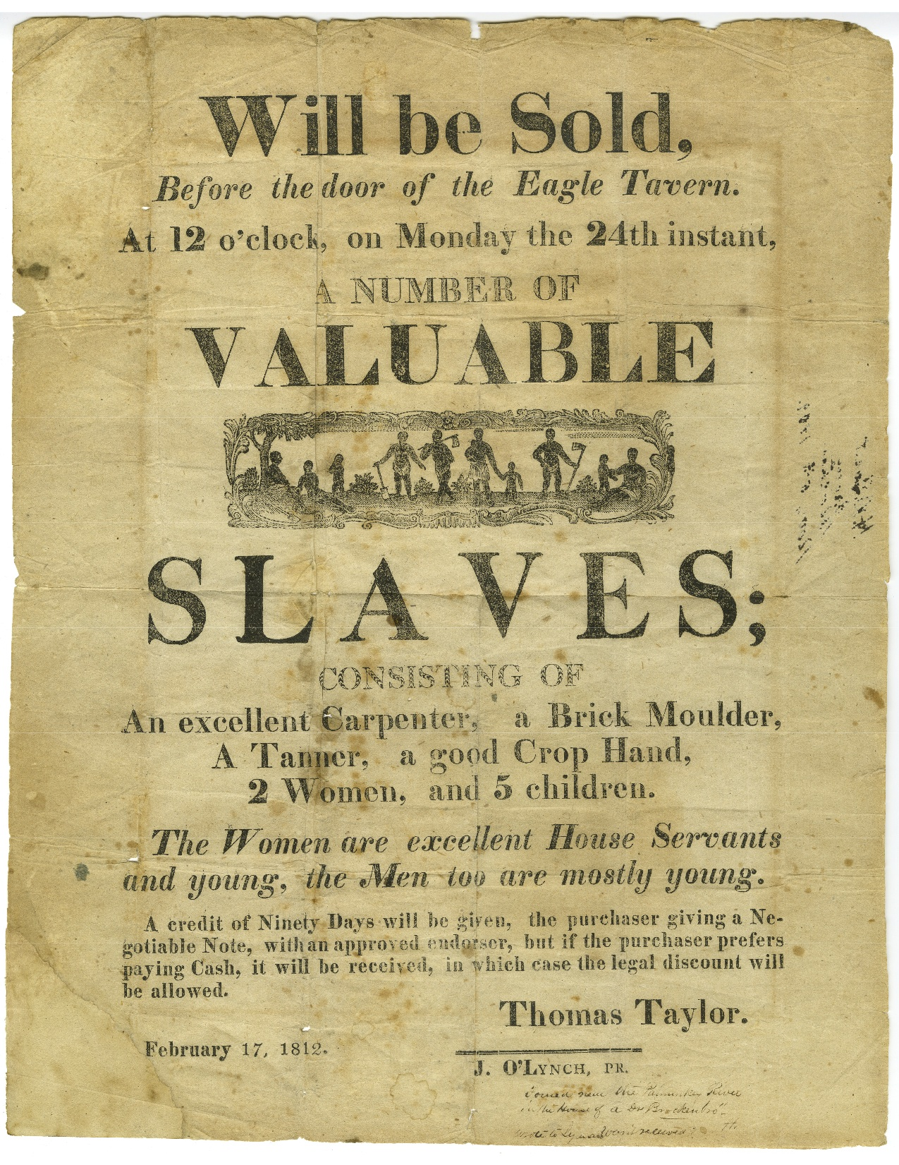 Columbia University Releases Report On Slavery Ties