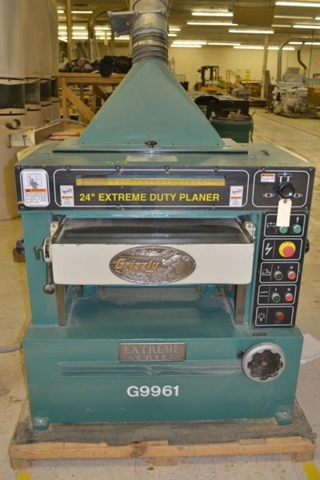 COMMERCIAL WOODWORKING EQUIPMENT AUCTION