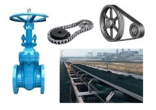 industrial valves and conveyors