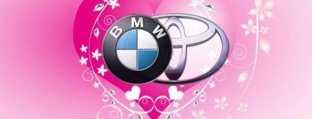 BMW (L) Toyota