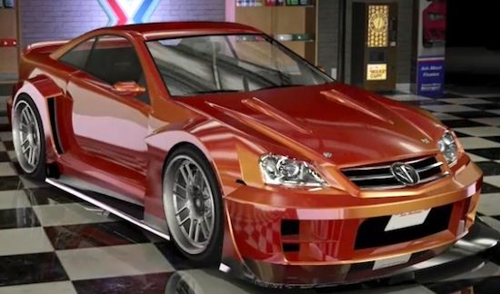 Top 10: De Bruutste Auto's Uit GTA V