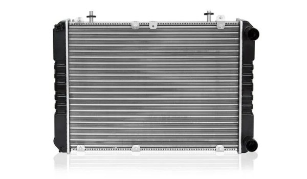 Радиатор ГАЗ-3302 ГАЗЕЛЬ-БИЗНЕС алюминиевый дв УМЗ (3-х ...