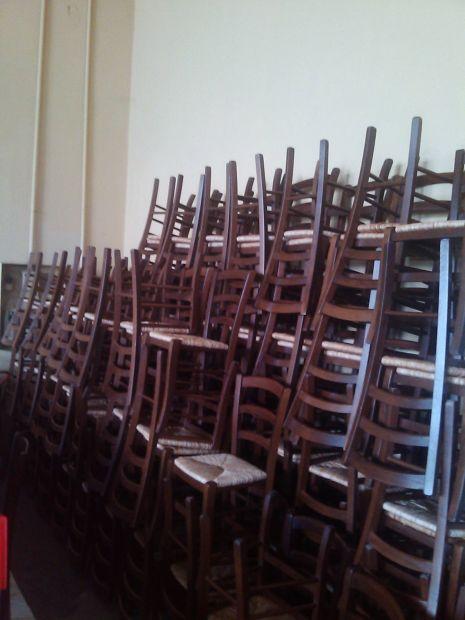 Scopri subito migliaia di annunci di privati e. Sedie E Tavoli Per Ristorante Annunci Ravenna