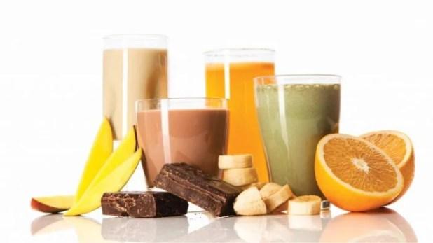 مشروبات البروتين