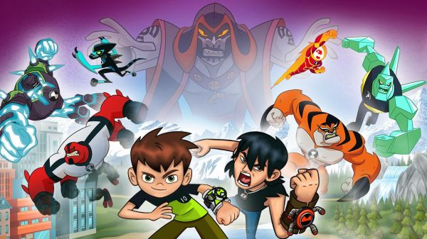 It's hero time! 'BEN 10: POWER TRIP' video game Launches ...