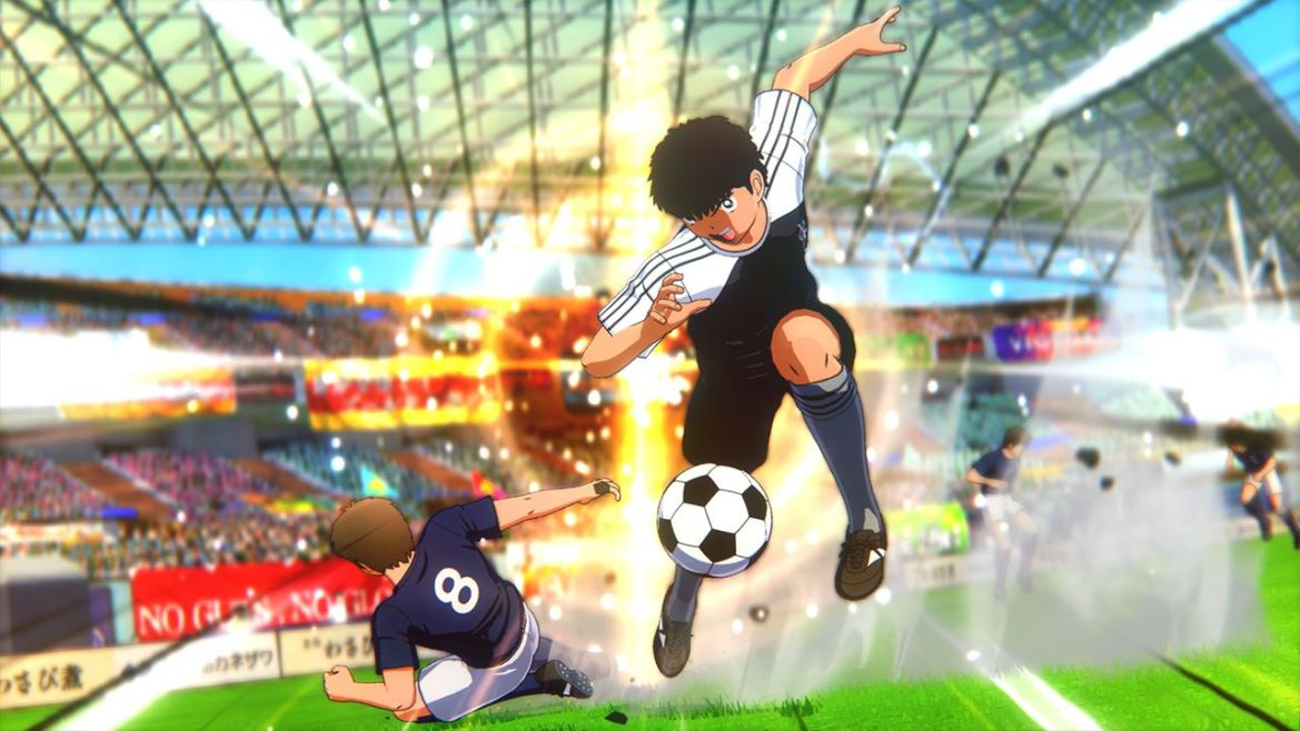Become the new legend of football in CAPTAIN TSUBASA: RISE OF NEW CHAMPIONS!  | BANDAI NAMCO Ent. Europe