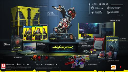 CYBERPUNK 2077 BANDAI NAMCO Entertainment Europe