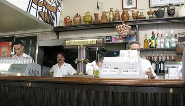 Tomas Tapas Bar And Restaurant
