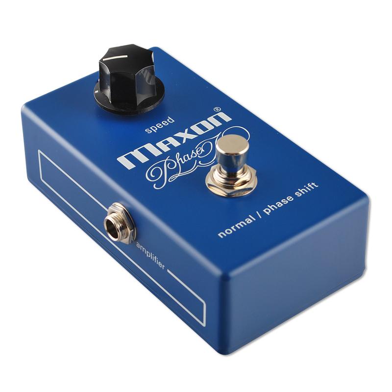 Maxon PT999 Phase Tone stomp box guitar effect
