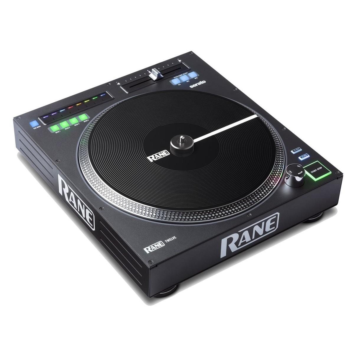 RANE DJ Twelve DJ-draaitafel / controller