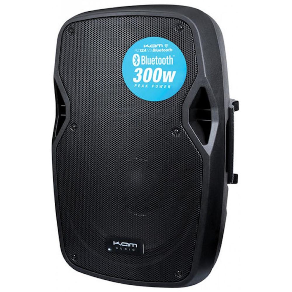 KAM RZ10A V3 Bluetooth actieve fullrange 10 inch speaker met Bluetooth/mediaspel
