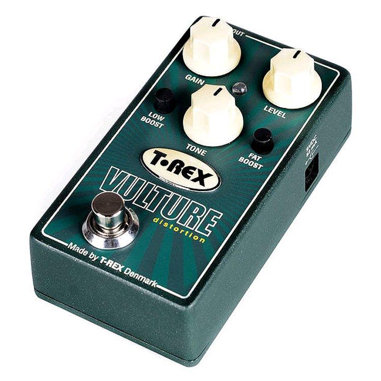 T-Rex Vulture distortion pedal