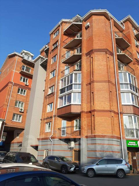 1-комнатная, улица Махалина 11а - Аренда квартир во ...
