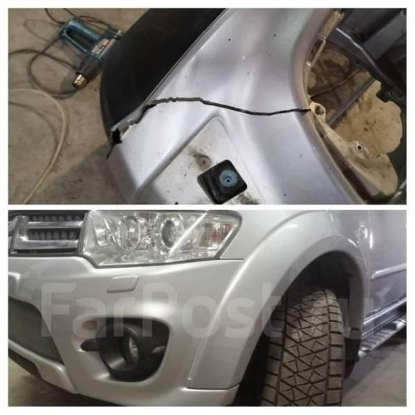 Кузовной ремонт, покраска автомобиля, сварка, полировка ...