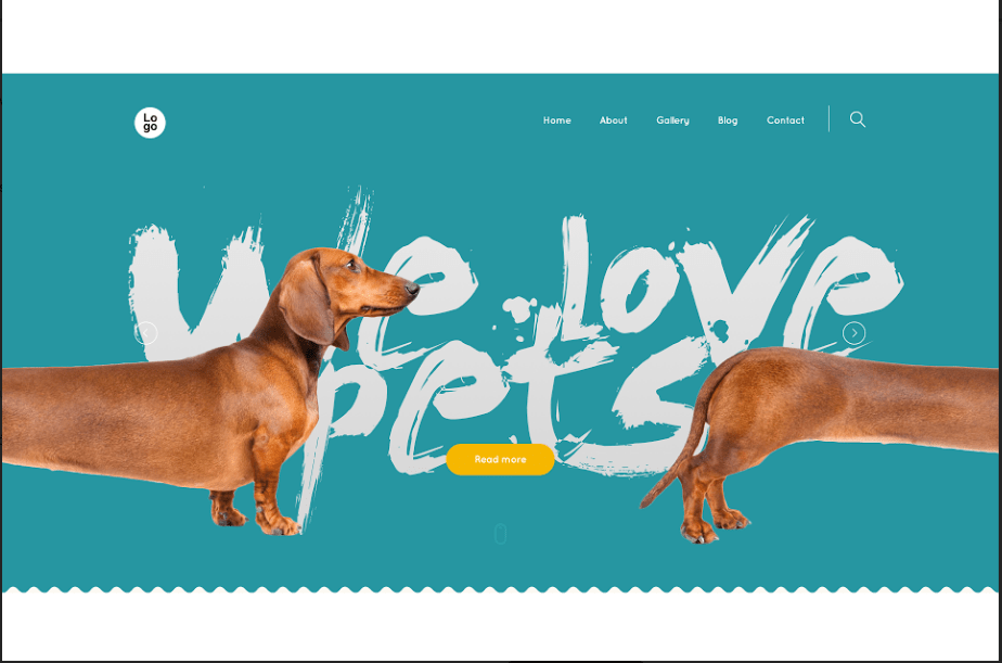 BnB BeauPet - A Lovely And Awesome Pet Website Templates
