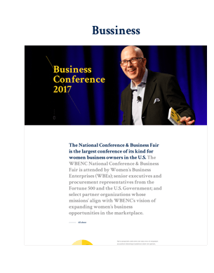 Bigconf WordPress Theme for Business 3