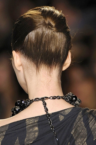 FallWinter 2010 Formal Hairstyles Ideas