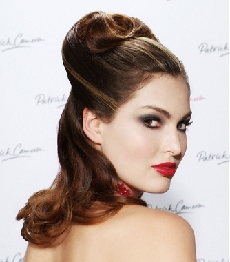 rockabilly pin up hairstyles for women long hairstyles