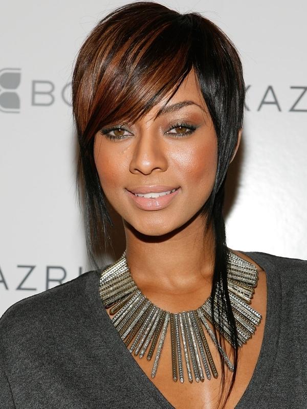 Latest Celebrity Short Hair Styles
