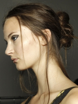 Rock Chic Runway Hair Styles 2011 | Makeup Tips and Fashion