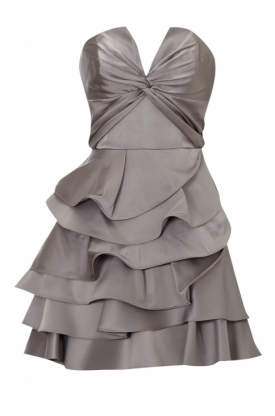 Sexy Strapless Party Dress