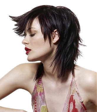 Punk Haircuts For Medium Length Hair Image Collections The Best Haircut